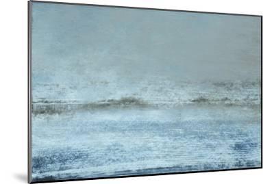 Horizon Line I-Sharon Gordon-Mounted Premium Giclee Print