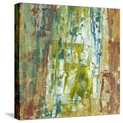 Staccato I-J^ Holland-Stretched Canvas Print