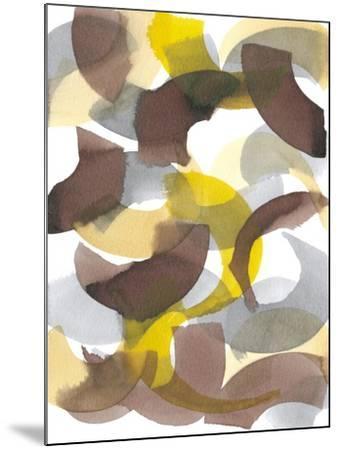 Parenthesis I-Jodi Fuchs-Mounted Art Print