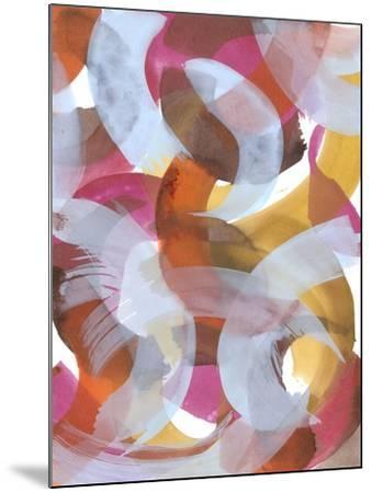 Sherbert I-Jodi Fuchs-Mounted Art Print