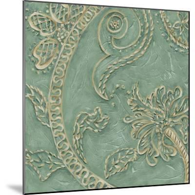 Printed Tiffany Lace I-Chariklia Zarris-Mounted Art Print