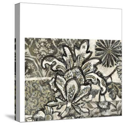 Printed Graphic Chintz IV-Chariklia Zarris-Stretched Canvas Print
