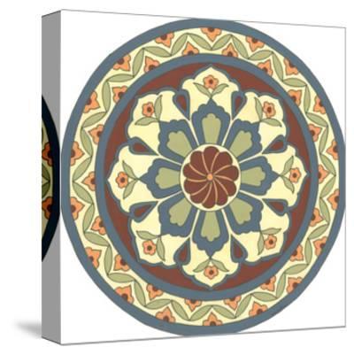 Mandalas I-Vanna Lam-Stretched Canvas Print