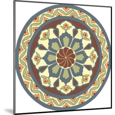 Mandalas I-Vanna Lam-Mounted Art Print