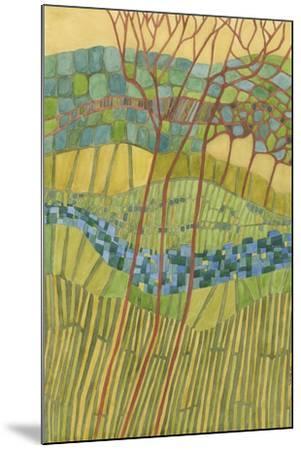 Kaleidoscope-Vanna Lam-Mounted Art Print