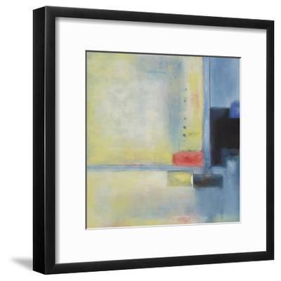 Touch of Blue I-Willie Green-Aldridge-Framed Art Print