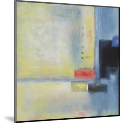 Touch of Blue I-Willie Green-Aldridge-Mounted Art Print