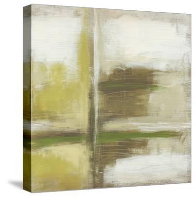 Wood Lake II-June Erica Vess-Stretched Canvas Print