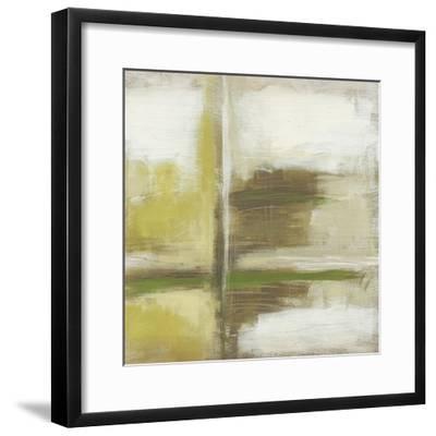 Wood Lake II-June Erica Vess-Framed Art Print