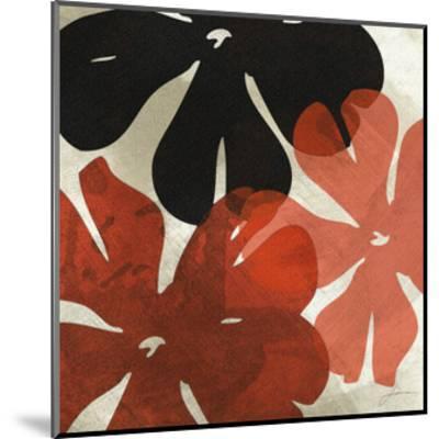 Bloomer Tiles IV-James Burghardt-Mounted Art Print