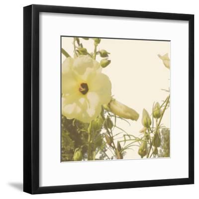 Vintage Bloom III-Megan Meagher-Framed Art Print