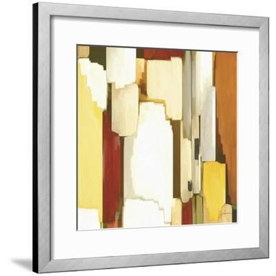 Monument IV-James Burghardt-Framed Art Print