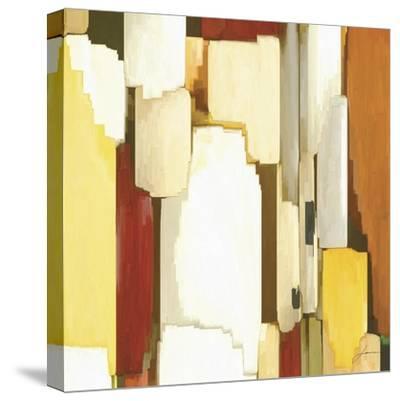 Monument IV-James Burghardt-Stretched Canvas Print
