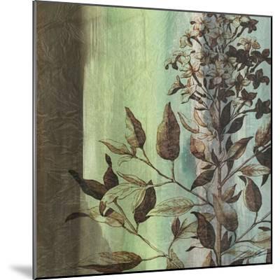 Painted Botanical IV-John Butler-Mounted Art Print