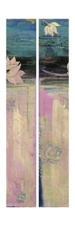 2-Up Bliss Variation II-Jodi Fuchs-Framed Art Print