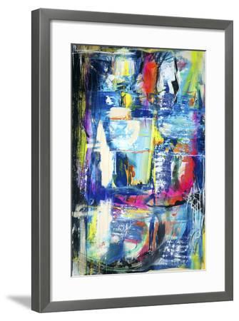 Spiritual Graffiti II-Jodi Fuchs-Framed Art Print