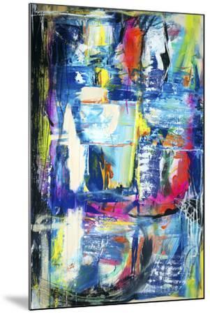 Spiritual Graffiti II-Jodi Fuchs-Mounted Art Print