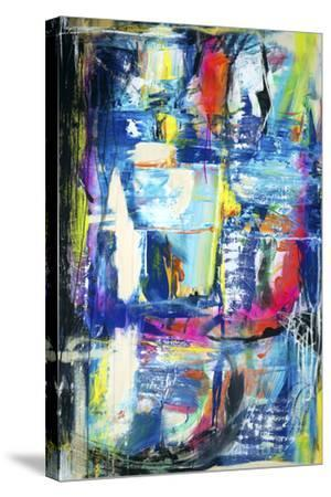 Spiritual Graffiti II-Jodi Fuchs-Stretched Canvas Print