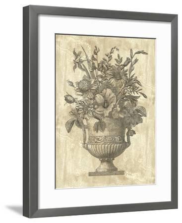 Floral Splendor II-Vision Studio-Framed Art Print