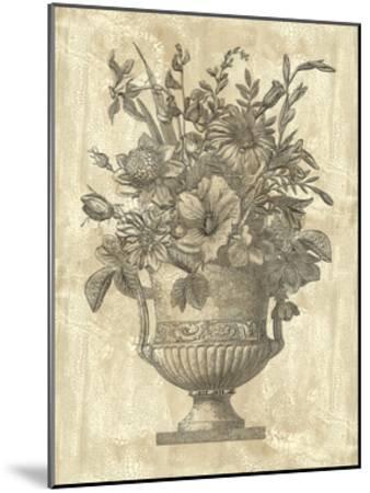 Floral Splendor II-Vision Studio-Mounted Art Print