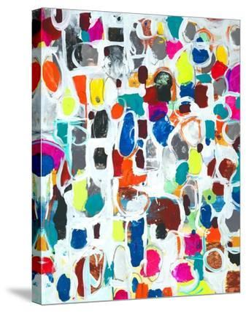 Celebration II-Jodi Fuchs-Stretched Canvas Print