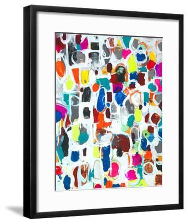 Celebration II-Jodi Fuchs-Framed Art Print