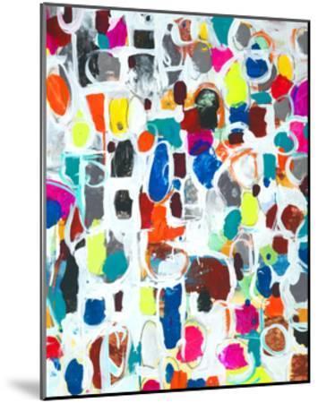 Celebration II-Jodi Fuchs-Mounted Art Print