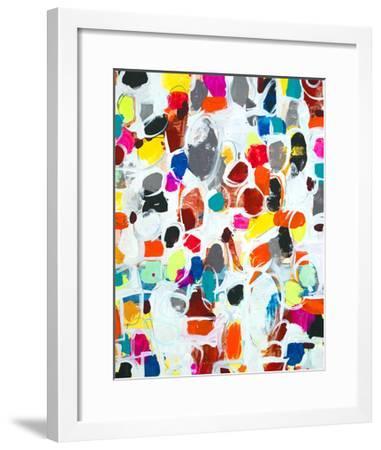 Celebration I-Jodi Fuchs-Framed Art Print