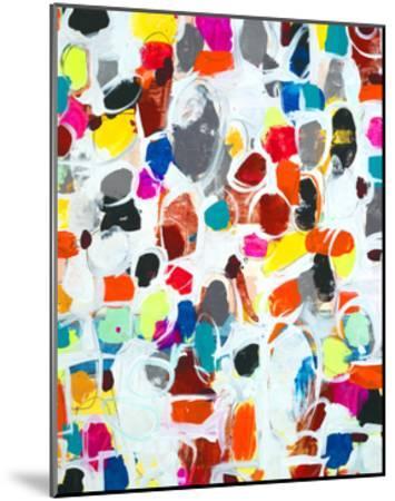 Celebration I-Jodi Fuchs-Mounted Art Print