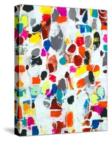 Celebration I-Jodi Fuchs-Stretched Canvas Print