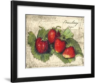 Fresco Fruit XII-Kate Ward Thacker-Framed Art Print
