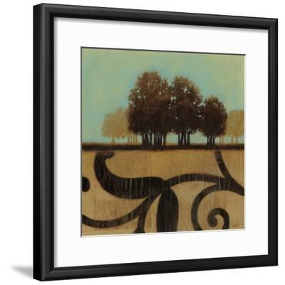 Mediterranean Twilight I-Norman Wyatt, Jr^-Framed Art Print