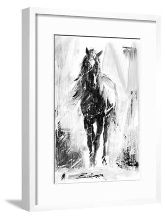 Rustic Stallion II-Ethan Harper-Framed Premium Giclee Print