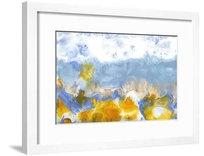 Sun Up II-Alicia Ludwig-Framed Premium Giclee Print