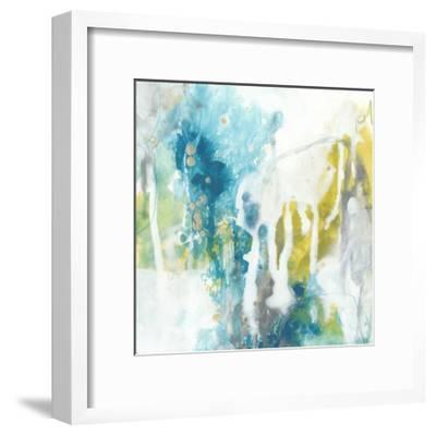 Aquatic Atmosphere I-June Vess-Framed Premium Giclee Print