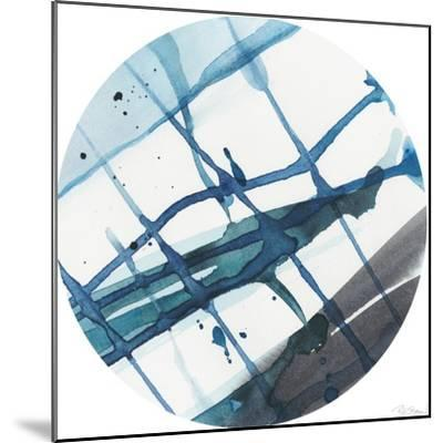 Geo Logic II-Renee W^ Stramel-Mounted Premium Giclee Print