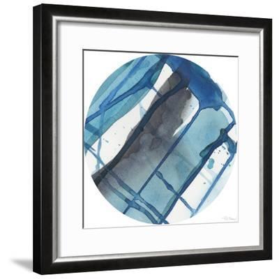 Geo Logic I-Renee W^ Stramel-Framed Premium Giclee Print