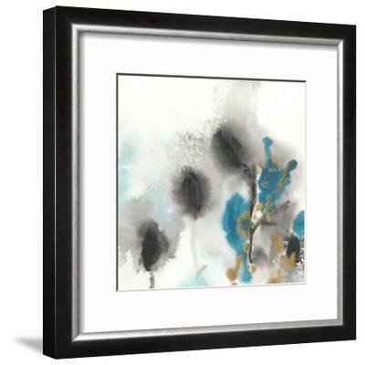 Cerulean Mirage I-June Vess-Framed Premium Giclee Print