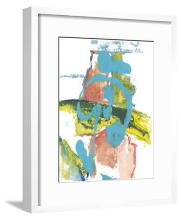 Happy Thoughts I-Joyce Combs-Framed Premium Giclee Print