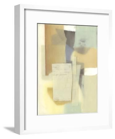 Translucent Layers II-Jennifer Goldberger-Framed Premium Giclee Print