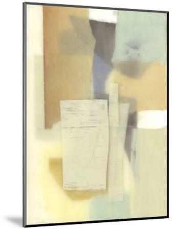 Translucent Layers II-Jennifer Goldberger-Mounted Premium Giclee Print