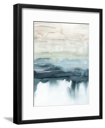 Organic Cascade I-Grace Popp-Framed Premium Giclee Print