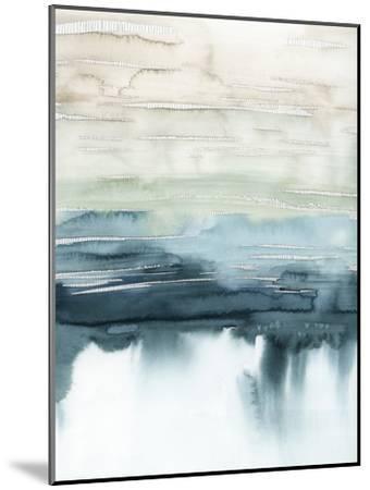 Organic Cascade I-Grace Popp-Mounted Premium Giclee Print