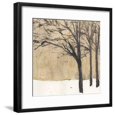 Forest Sketch II-Samuel Dixon-Framed Premium Giclee Print