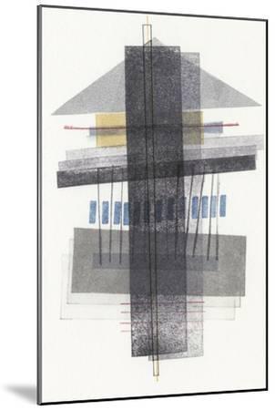 Compass Point III-Nikki Galapon-Mounted Premium Giclee Print