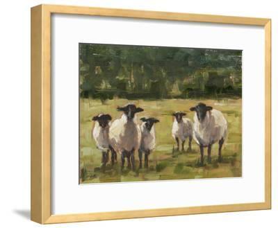 Sheep Family I-Ethan Harper-Framed Premium Giclee Print