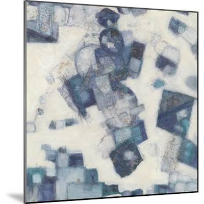 Fantasia IV-Beverly Crawford-Mounted Premium Giclee Print