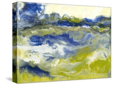 Marine Flow I-J^ Holland-Stretched Canvas Print