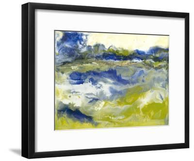 Marine Flow I-J^ Holland-Framed Premium Giclee Print