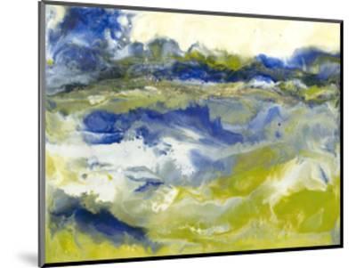 Marine Flow I-J^ Holland-Mounted Premium Giclee Print